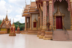 Historische Stätte Thailand Lizenzfreie Stockfotos