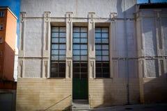 Historische Stadt in Spanien Lizenzfreie Stockfotos