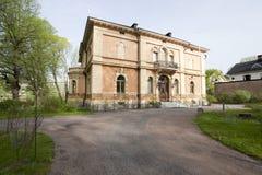 Historische Stadt Turku Lizenzfreies Stockbild