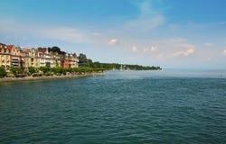 Historische Stadt von Konstanz, Deutschland lizenzfreie stockfotografie