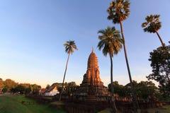 Historische Stadt von Sukhothai Stockfotos