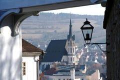 Historische toren Stock Afbeelding