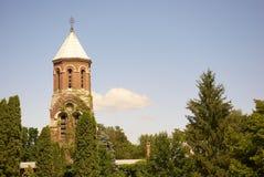 Historische toren Cuerta DE Arges Royalty-vrije Stock Afbeeldingen
