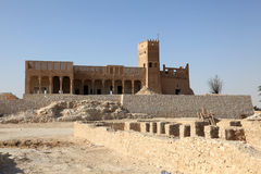 Historische Toren in Doha, Qatar Royalty-vrije Stock Afbeelding