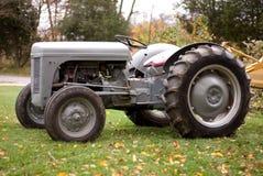 Historische tractor Stock Foto's