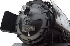 Historische trein royalty-vrije stock fotografie