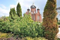 Historische Tula Kremlin, srchitecture, toerisme royalty-vrije stock foto