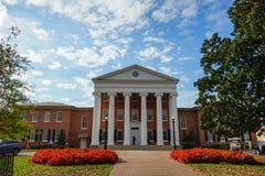 Historische Universität von Mississippi Stockbilder