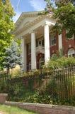 Historische Villa 1 Lizenzfreie Stockfotografie