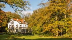 Historische Villa Stockfotos