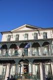 Historische Villa in Charleston Lizenzfreie Stockbilder