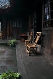 Historische Volksgebäude China-Sichuan Lizenzfreies Stockbild