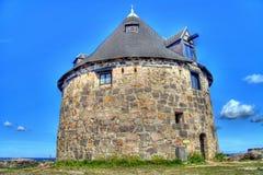 Historische watchtower Royalty-vrije Stock Afbeelding