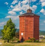 Historische Watertank Stock Fotografie