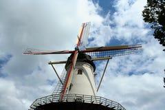 Historische Windmühle, genannt Aeolus Lizenzfreie Stockbilder