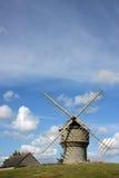 Historische windmolen Royalty-vrije Stock Fotografie