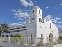 Historischer alter Auftrag in im Stadtzentrum gelegenem Scottsdale Lizenzfreie Stockfotos