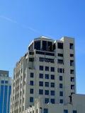 1930 historischer Art Deco Building Lizenzfreies Stockbild