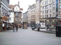 Historischer Ausflug von Ediburgh die Hauptstadt von Schottland lizenzfreie stockbilder
