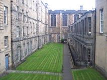 Historischer Ausflug von Ediburgh die Hauptstadt von Schottland stockbild