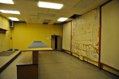 Historischer Berlin Tempelhof Airport Lizenzfreie Stockbilder