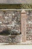 Historischer Brunnen Stockfotografie