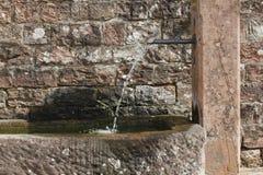 Historischer Brunnen Lizenzfreie Stockfotografie