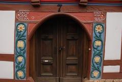 Historischer Eingang 2 Stockfoto