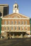 Historischer Faneuil Hall von revolutionärem Amerika in Boston, Massachusetts, Neu-England Stockfoto