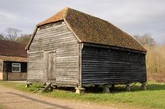 Historischer Getreidespeicher, Bauernhof, Berkshire Lizenzfreie Stockfotografie