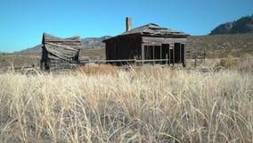 Historischer Haynes Ranch Osoyoos BC, 4K UHD stock video
