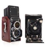Historischer Kamera Lizenzfreies Stockbild