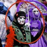 Historischer Karneval lizenzfreies stockfoto