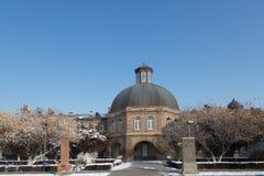 Historischer Komplex Etchmiadzin in Vagharshapat Lizenzfreie Stockbilder