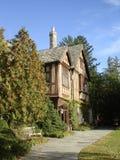 Historischer Landsitz in botanischem Garten NJ Lizenzfreies Stockfoto