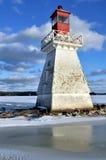 Historischer Leuchtturm Lizenzfreie Stockfotos