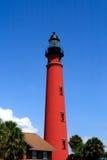 Historischer Leuchtturm Ponce De-Leon Lizenzfreie Stockfotos