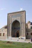 Historischer Madrasa Komplex Usbekistans Taschkent Lizenzfreies Stockbild