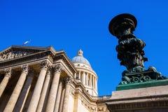 Historischer Pantheon in Paris, Frankreich Stockfoto