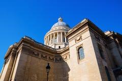Historischer Pantheon in Paris, Frankreich Stockfotografie