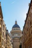 Historischer Pantheon in Paris, Frankreich Stockfotos