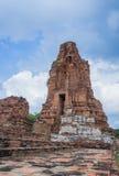Historischer Park, Si Ayutthaya, Thailand Phra Nakhon Stockfotos