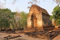 Historischer Park Si Satchanalai Stockfoto