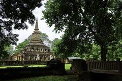 Historischer Park 3 Srisat Chanalai stockfotografie
