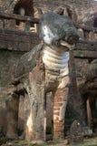 Historischer Park SriSatchanalai Stockbild