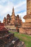 Historischer Park Sukhothai, die alte Stadt von Thailand in 800-jährigem Stockfotos