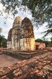 Historischer Park Sukhothai, die alte Stadt von Thailand in 800-jährigem Lizenzfreie Stockfotografie