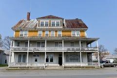 Historischer Solon Hotel Stockfotografie