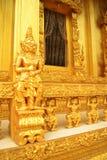 Historischer Tempel in Thailand lizenzfreies stockfoto