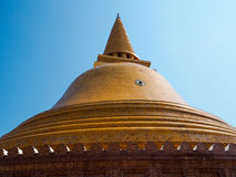 Historischer Tempel in Thailand Stockfoto